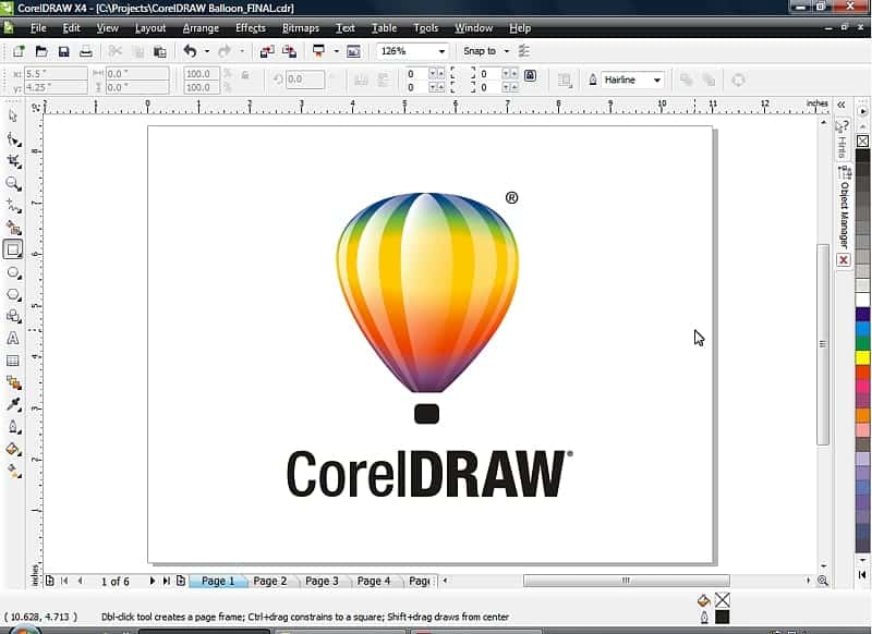 kurs corel draw