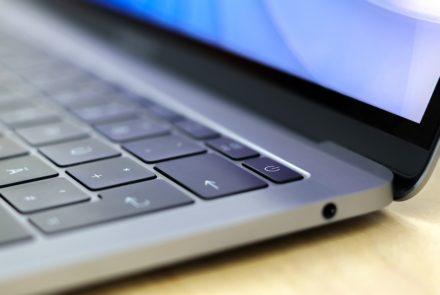 Obsługa Macbooka Pro